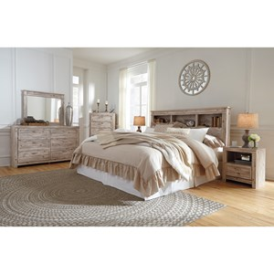 Benchcraft Willabry King/California King Bedroom Group