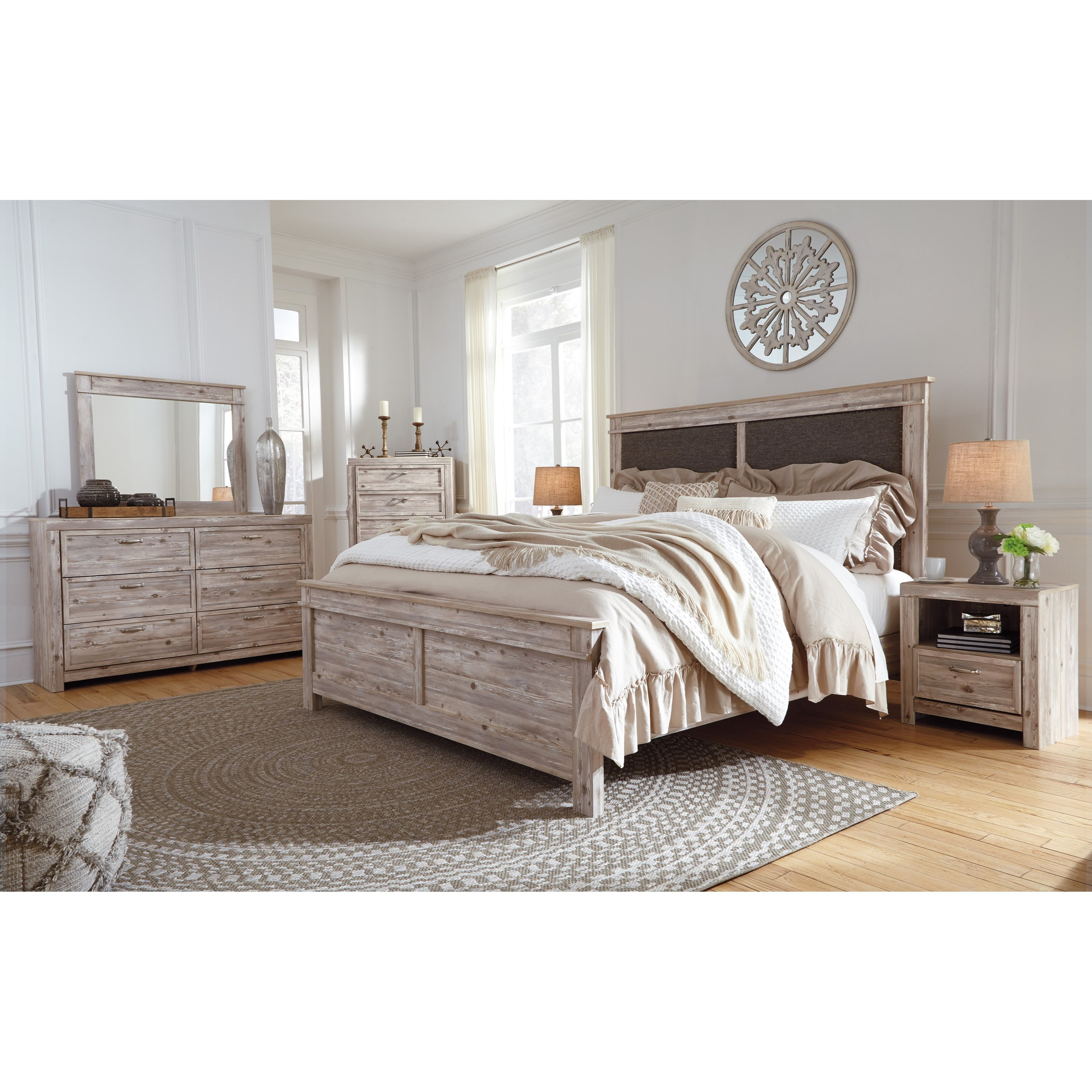 Benchcraft Willabry King Bedroom Group