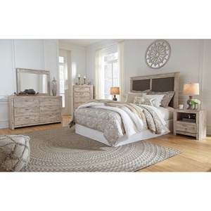 Benchcraft Willabry Queen/Full Bedroom Group