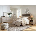 Benchcraft Willabry Queen Bedroom Group - Item Number: B215 Q Bedroom Group 5