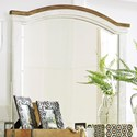 Trendz Winfield Bedroom Mirror - Item Number: B549-36
