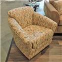 Belfort Essentials 0400 Cady Swivel Chair - Item Number: 715307028