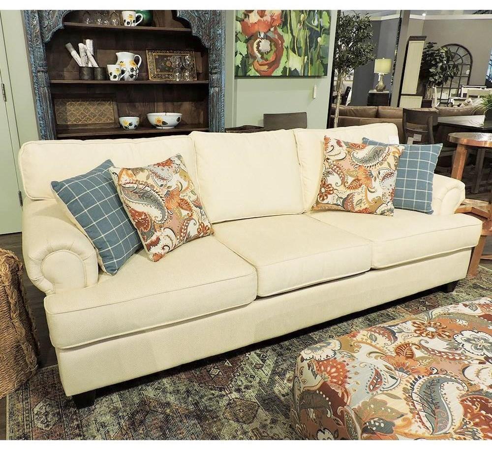 Savannah Sofa by Belfort Essentials at Belfort Furniture