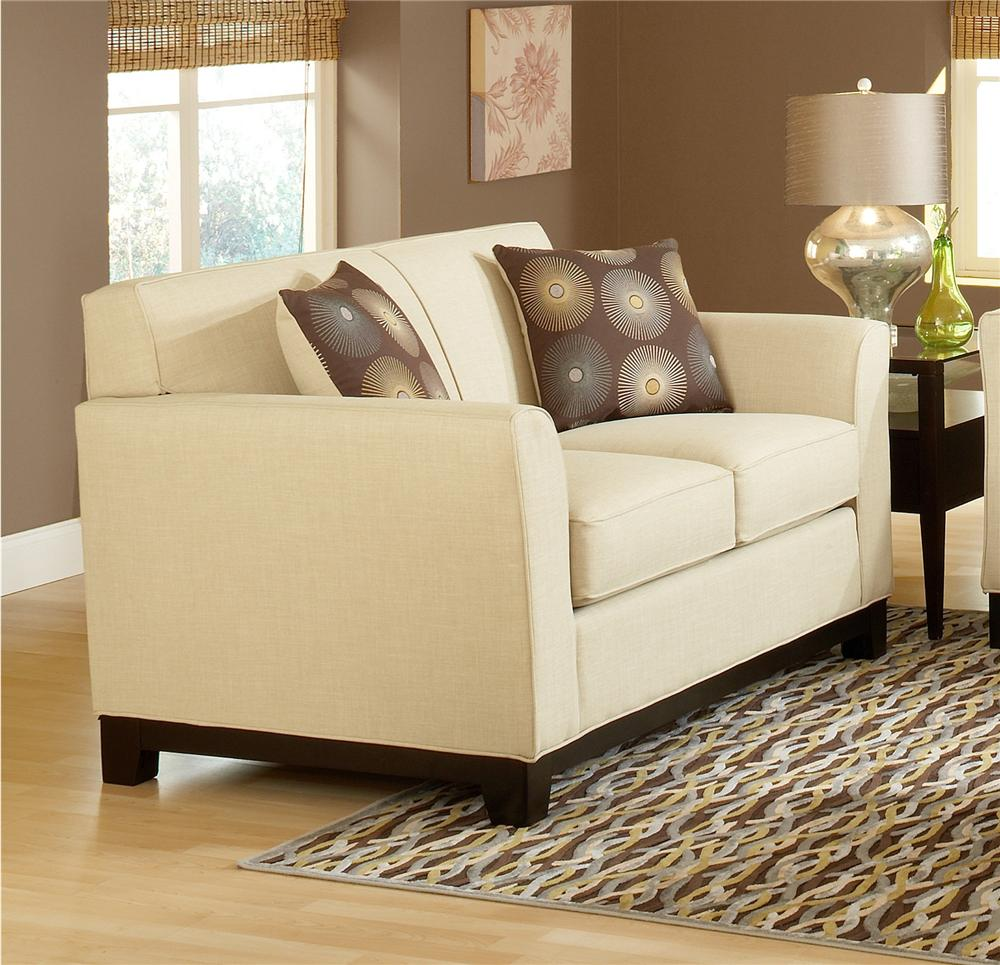 Belfort Essentials Chantilly Loveseat - Item Number: 7100-20