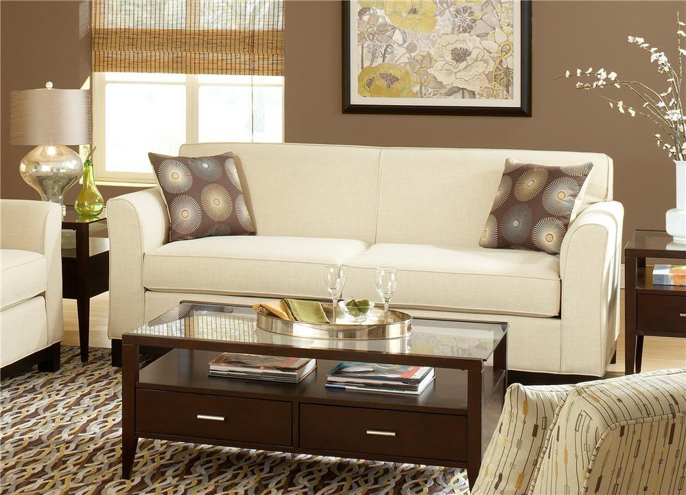 Belfort Essentials Chantilly Sofa - Item Number: 7100-30