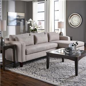 Belfort Essentials Parker Sofa Chaise