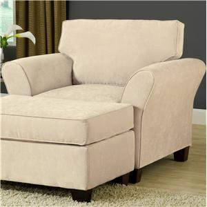 Belfort Essentials Addison Upholstered Chair