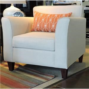Belfort Essentials Chantilly Accent Chair