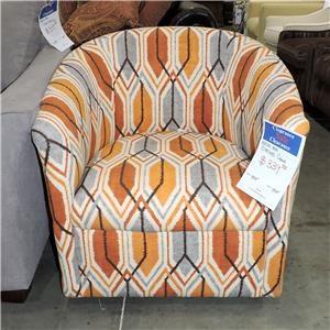 Belfort Essentials Clearance Swivel Chair