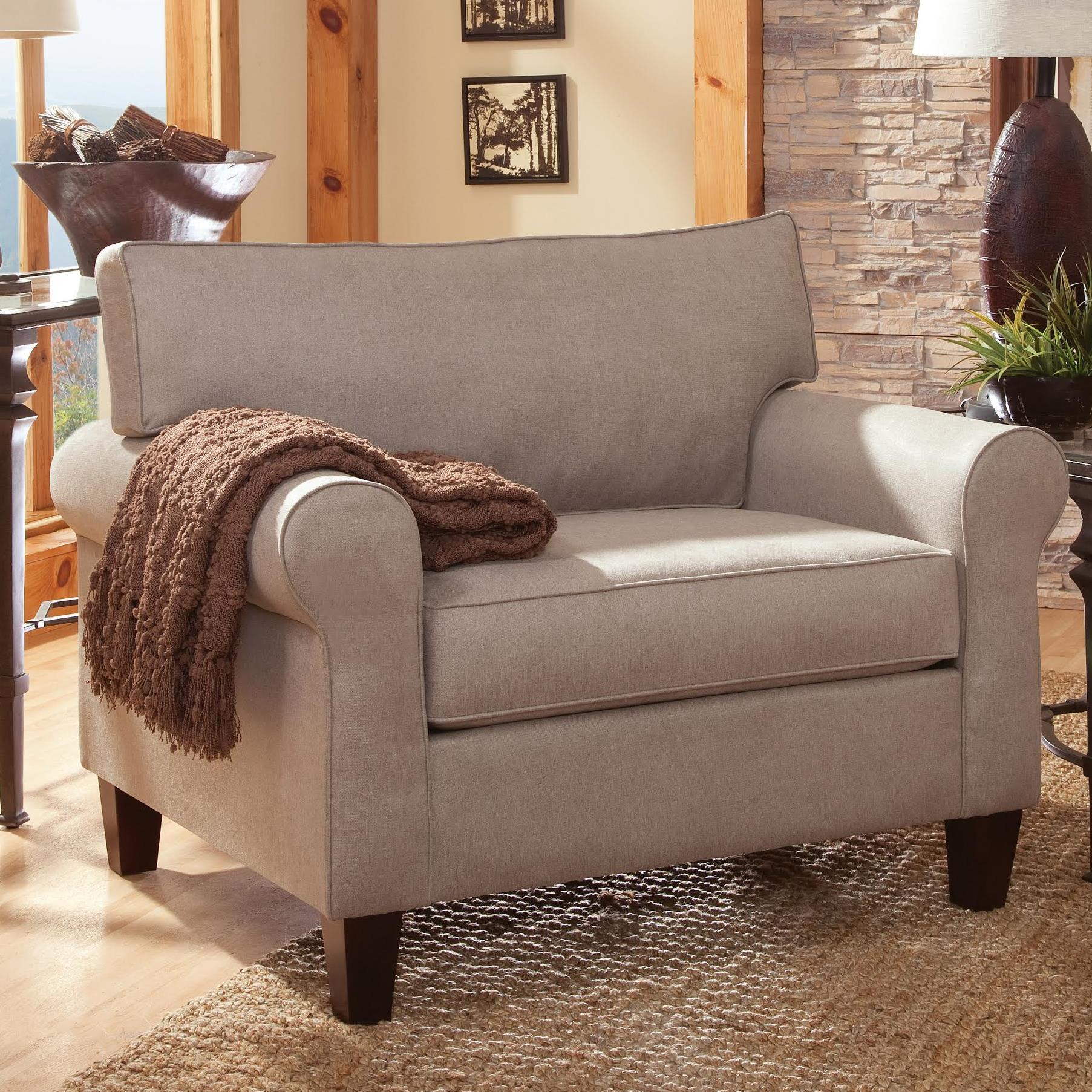Belfort Essentials Columbia Heights Chair - Item Number: 1000-10-Beige