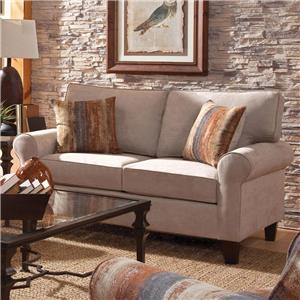 Belfort Essentials Columbia Heights Loveseat