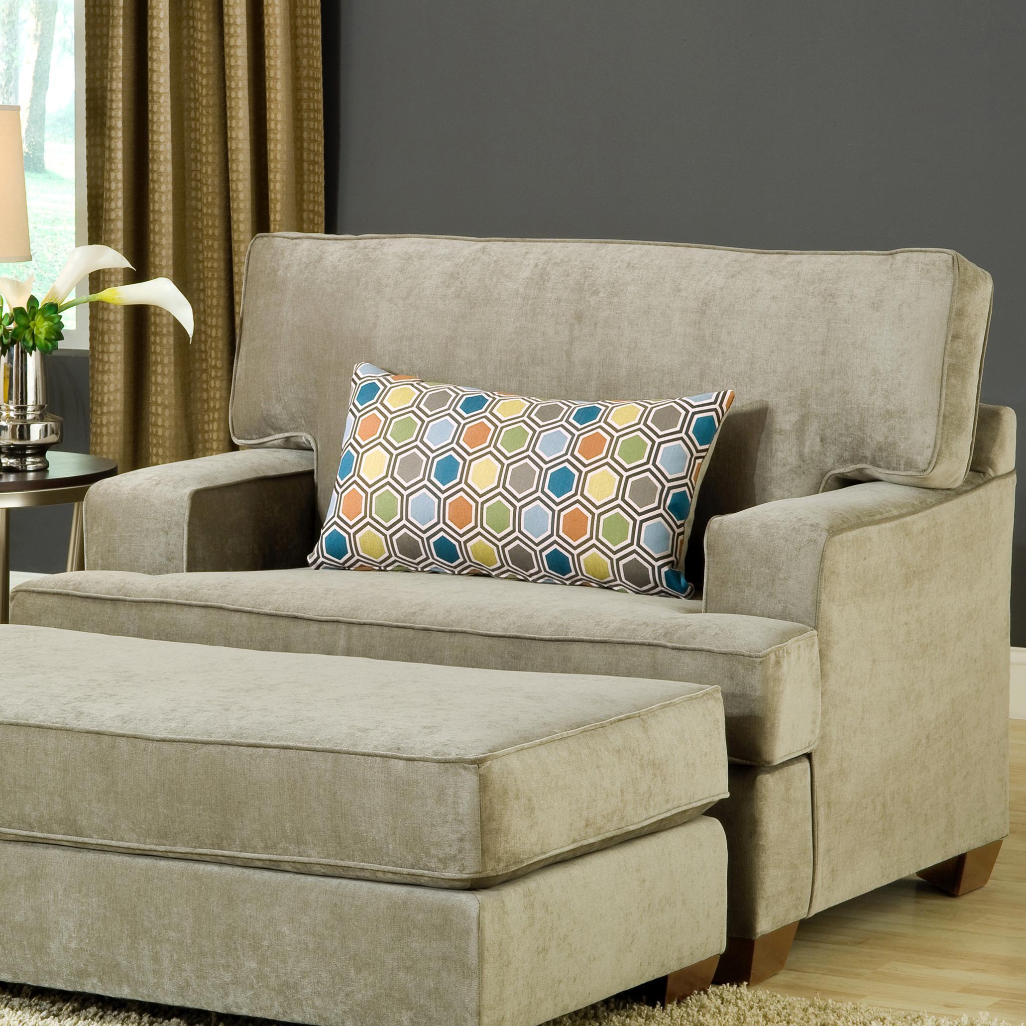 Belfort Essentials Daniel Upholstered Chair - Item Number: 5900-10
