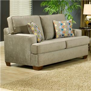 Belfort Essentials Daniel Love Seat