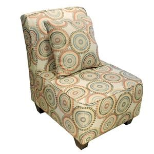 Belfort Essentials Judson Armless Accent Chair