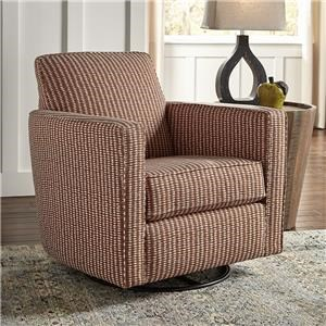 Belfort Essentials Papas Swivel Rocker