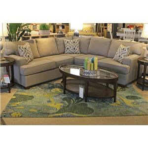 Belfort Essentials Rosslyn Sectional Sofa