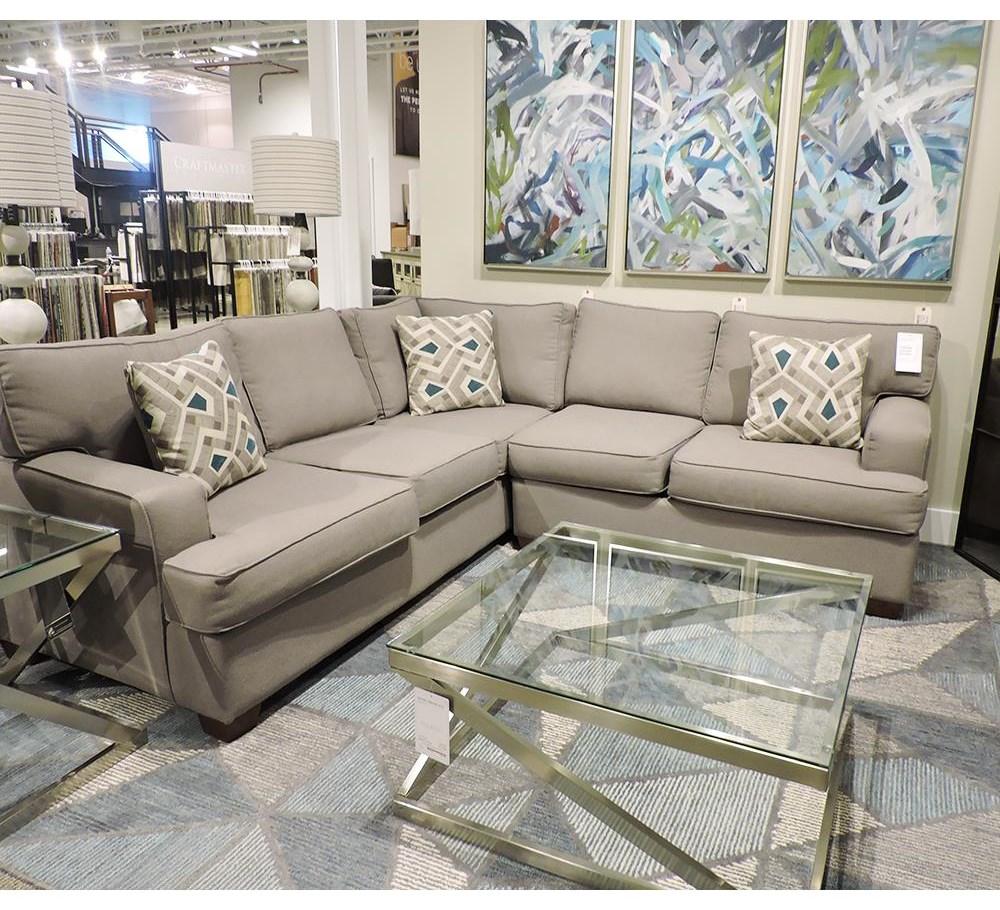 Strange Rosslyn Casual Sectional Sofa Frankydiablos Diy Chair Ideas Frankydiabloscom