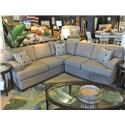 Belfort Essentials Rosslyn Casual Sectional Sofa - Item Number: PKG789458