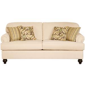 Belfort Essentials Sterling  Traditional Sofa