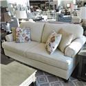 Belfort Essentials Sterling  Traditional Sofa - Item Number: 2010-30