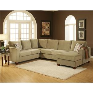 Belfort Essentials Tenley Sectional