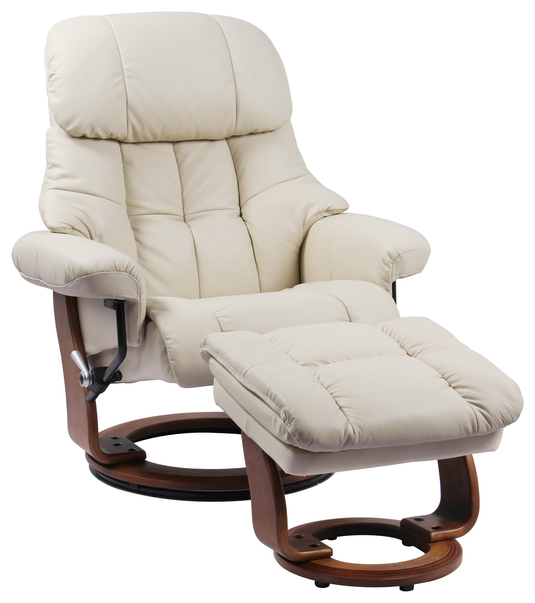Ivory Stressless Chair/ Otto