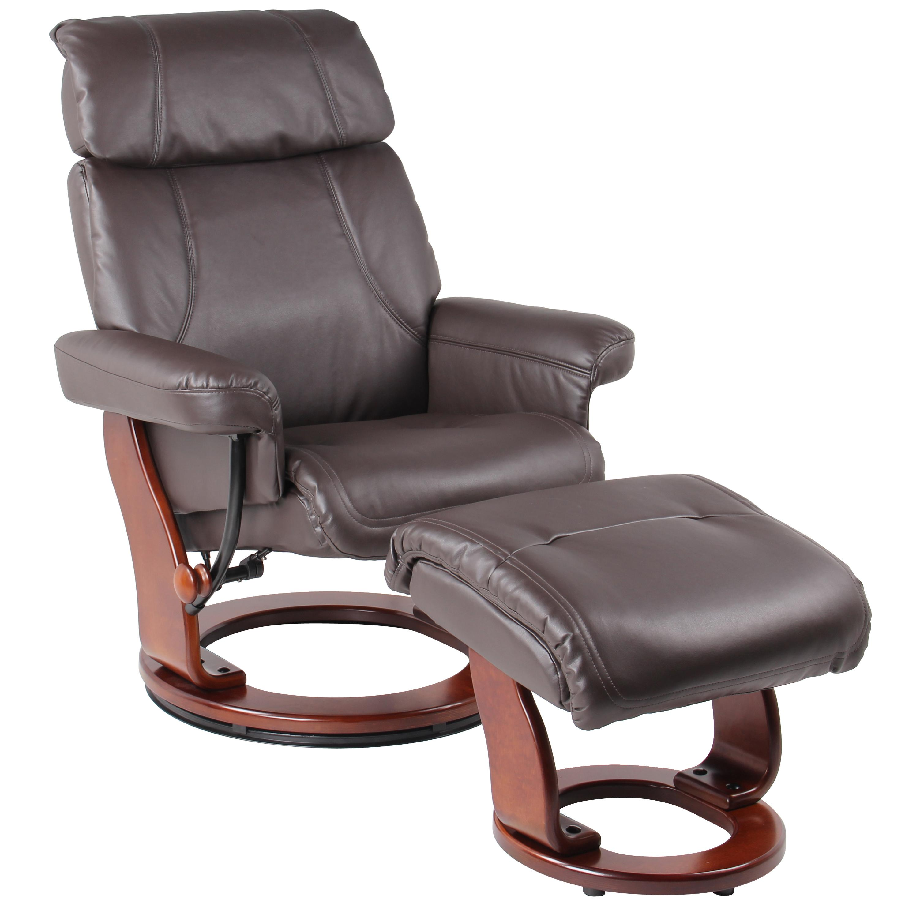 Benchmaster Bella Casual Bella Lounger - Item Number: 7511 Chocolate