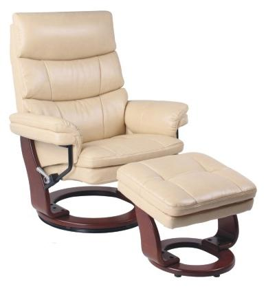 Benchmaster Classic Recliner with Adjustable Headrest - Item Number: 7584-008RF
