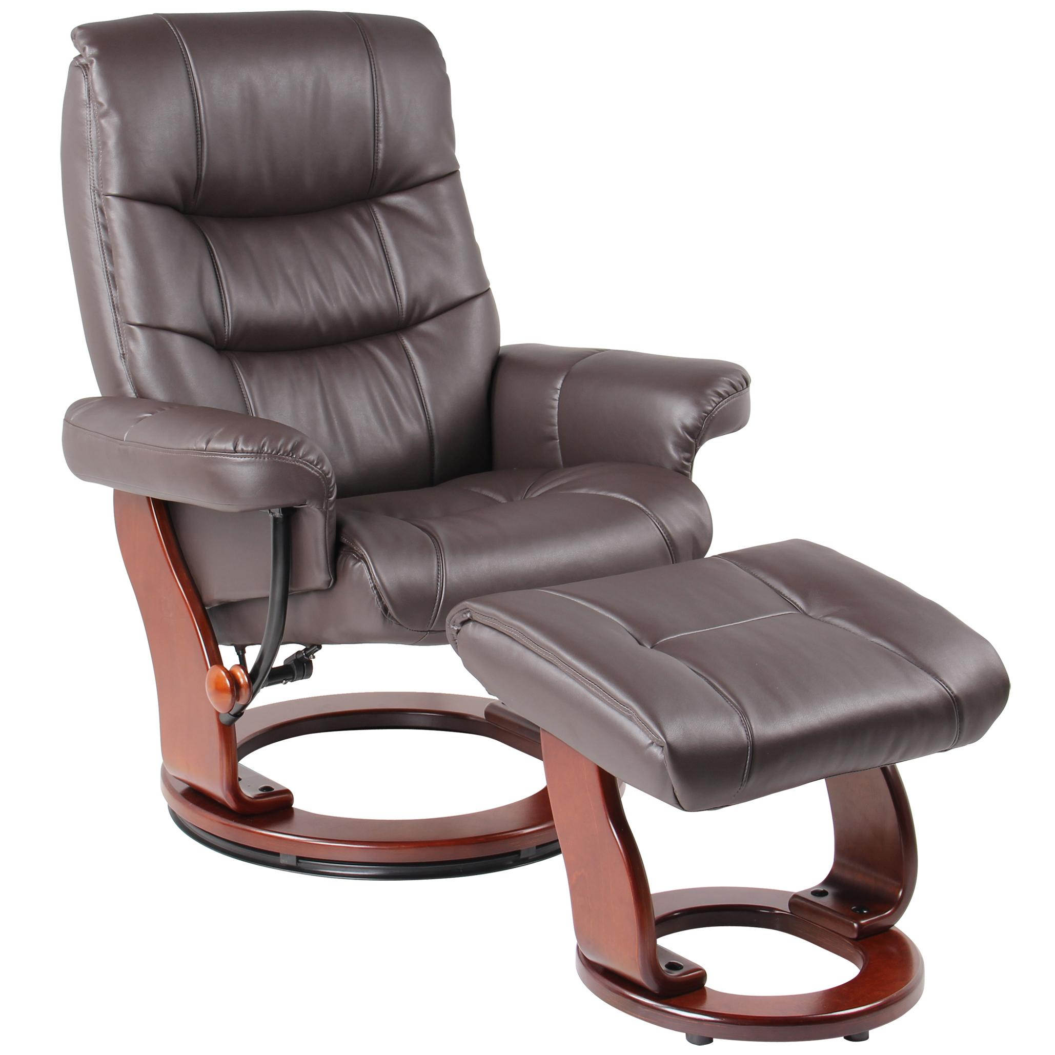 Benchmaster Emmie Casual Emmie Lounger - Item Number: 7581F Chocolate
