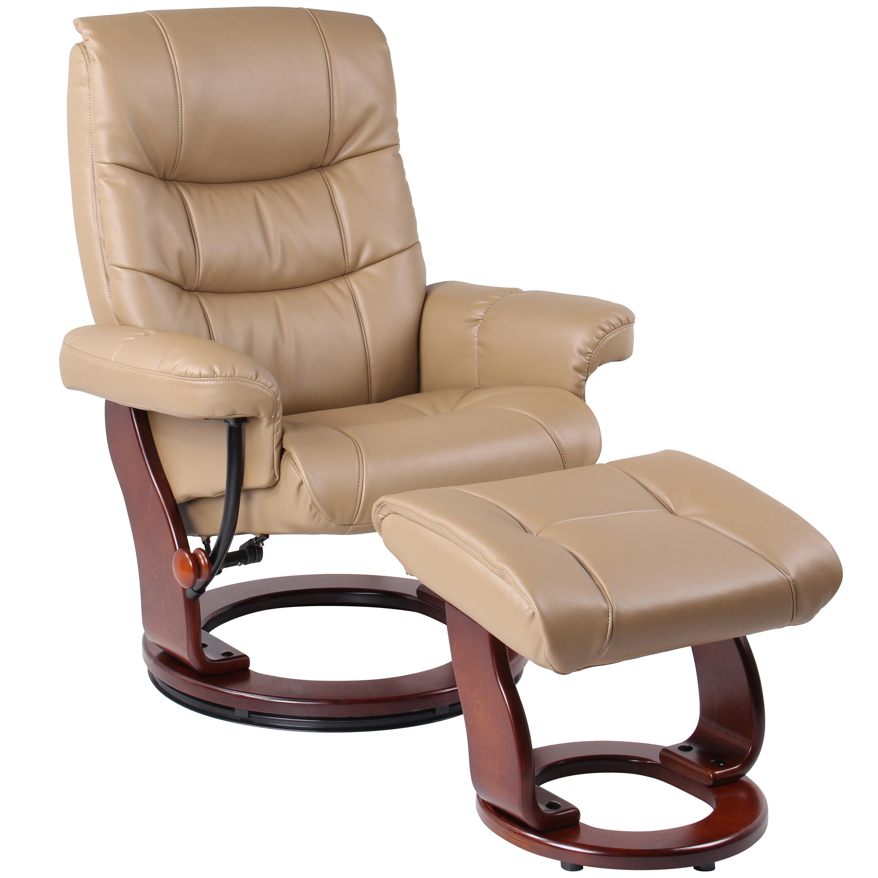 Benchmaster Rosa Rosa Lounger - Item Number: 7583D Brown Sugar