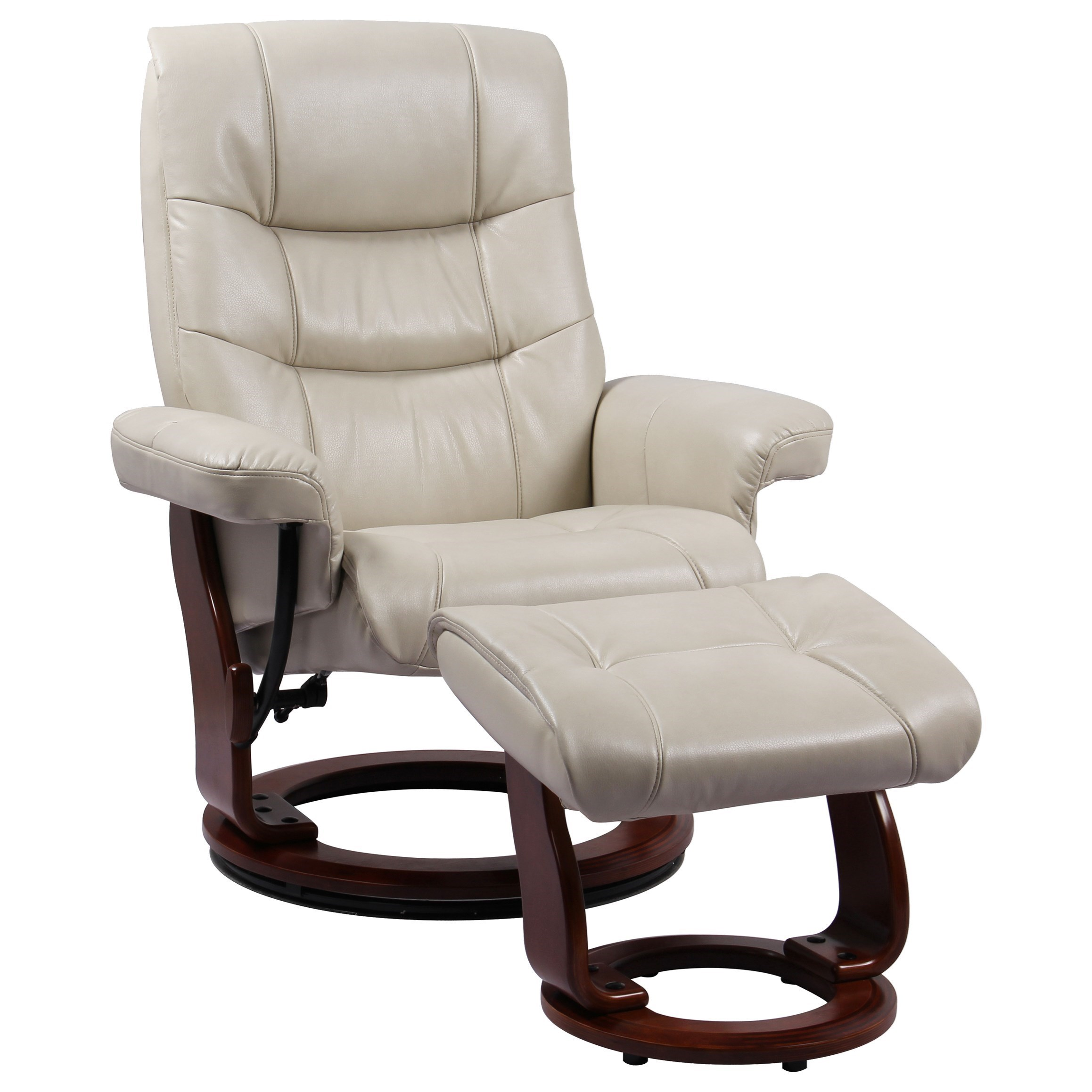 benchmaster rosa ii reclining chair and ottoman  item number kgp. benchmaster rosa ii reclining chair with storage ottoman  wayside