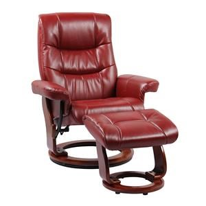 Benchmaster Rosa II Red Stress Free Chair/ Otto
