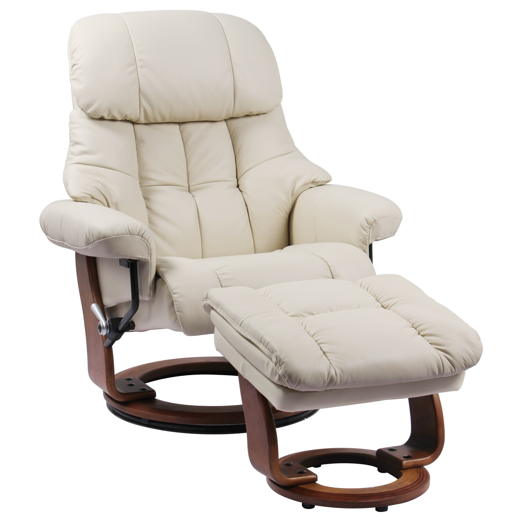 benchmaster nicholas ii casual lounger with builtin