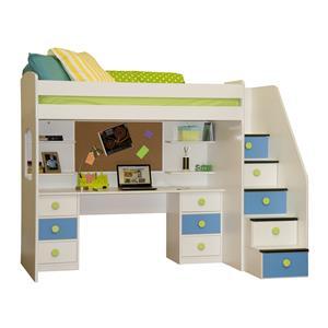 Berg Utica Loft Bunk Bed
