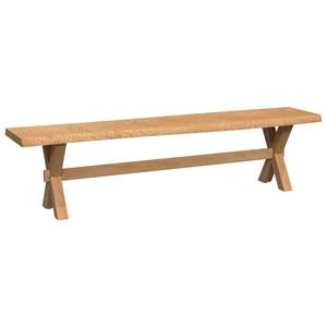 "Bermex Bermex - Chairs Customizable 72"" Dining Bench"