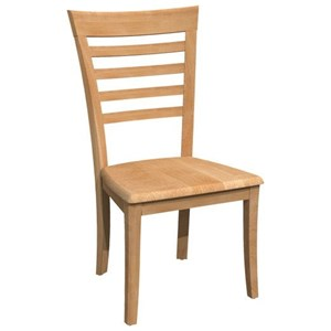 Bermex Bermex   Chairs Ladderback Dining Side Chair
