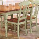 Bermex Bermex - Chairs Side Chair - Item Number: C-585W-B