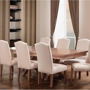 Bermex Bermex - Tables Trestle Table