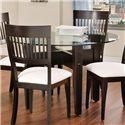 Bermex Bermex - Tables Round Dining Table - Item Number: TBGL-100-G00B