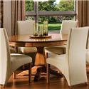 Bermex Bermex - Tables Dining Table - Item Number: TBRE-140-B63B-VV