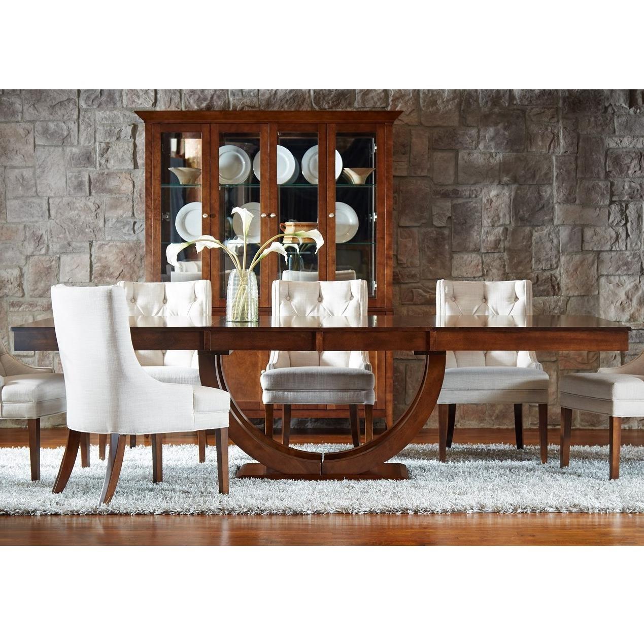 Bermex Bermex Tables Customizable Rectangular Dining