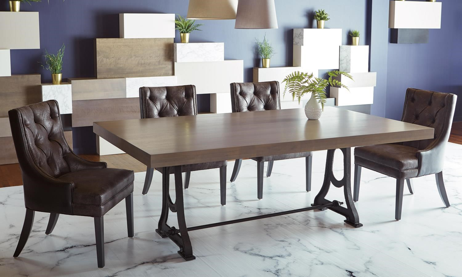 Everest Everest Dining Table by Bermex at Stoney Creek Furniture