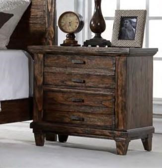 Bernards Cortez Nightstand - Item Number: 1632