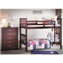 Bernards Sadler Youth Bedroom