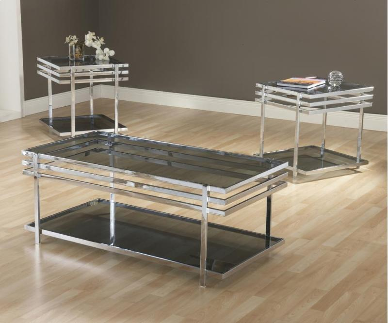 Bernards 9912 3 Pack Tables - Item Number: 346791