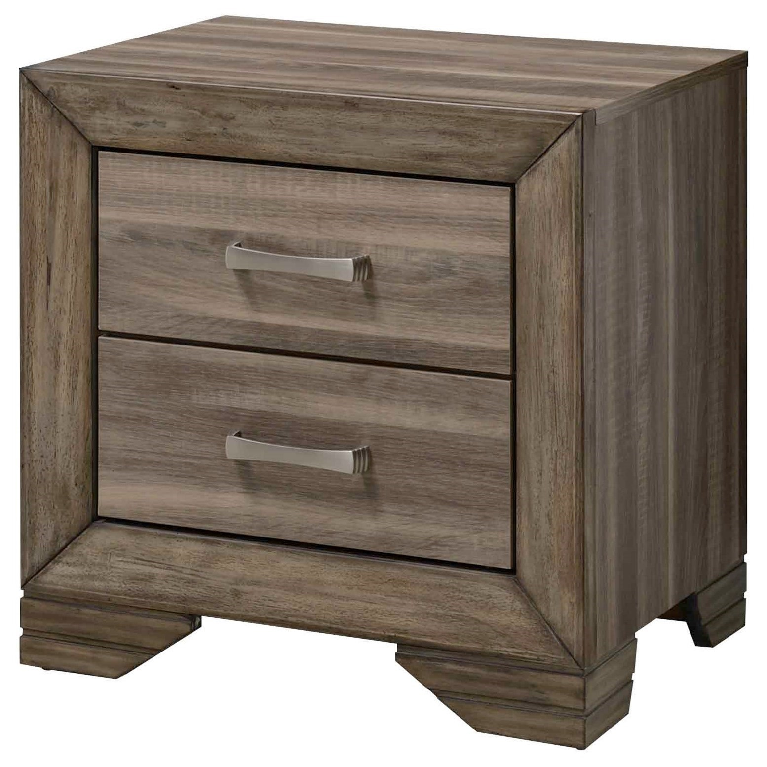 Bernards Asheville Nightstand - Item Number: 1652