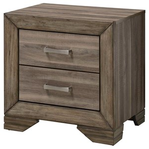 Morris Home Furnishings Asheville Nightstand