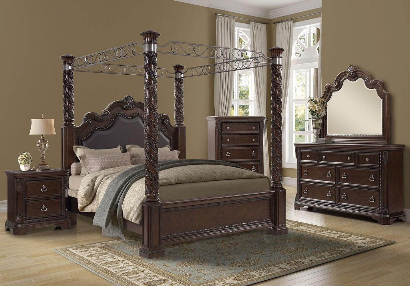 Coventry 5 Pc King Bedroom