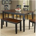 Bernards Jaguar Dinette Table - Item Number: 5110