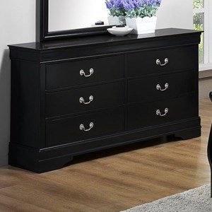 Morris Home Furnishings Jet Dresser